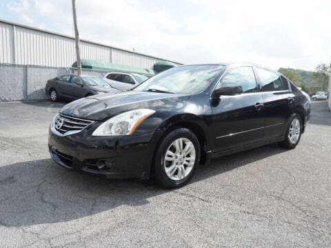 2012 Nissan Altima for sale at CHAPARRAL USED CARS in Piney Flats TN