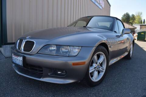 2002 BMW Z3 for sale at Global Elite Motors LLC in Wenatchee WA