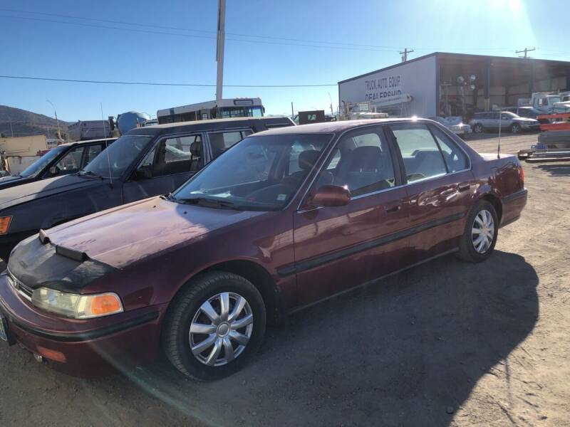 1993 Honda Accord for sale at Brand X Inc. in Mound House NV