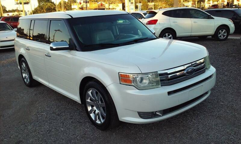 2009 Ford Flex for sale at Pinellas Auto Brokers in Saint Petersburg FL