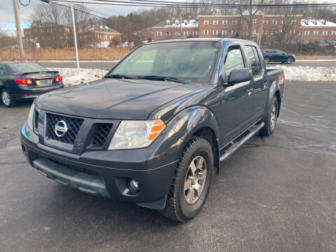 2010 Nissan Frontier for sale at Turnpike Automotive in North Andover MA