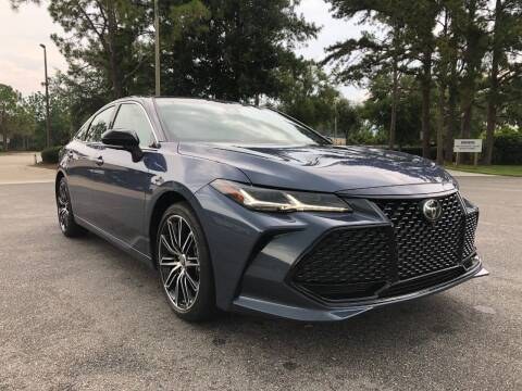 2019 Toyota Avalon for sale at Global Auto Exchange in Longwood FL