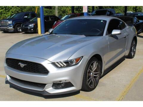 2017 Ford Mustang for sale at Inline Auto Sales in Fuquay Varina NC