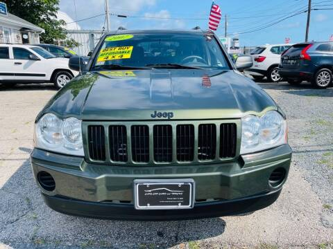 2007 Jeep Grand Cherokee for sale at Cape Cod Cars & Trucks in Hyannis MA