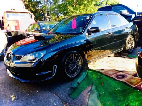 2006 Subaru Impreza for sale at Drive Deleon in Yonkers NY