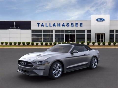 2021 Ford Mustang for sale at PHIL SMITH AUTOMOTIVE GROUP - Tallahassee Ford Lincoln in Tallahassee FL