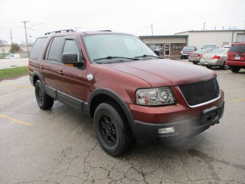 2006 Ford Expedition for sale at RJ Motors in Plano IL