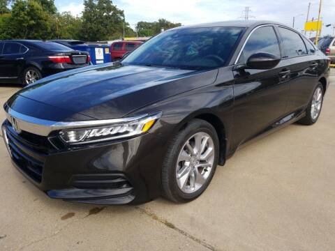 2018 Honda Accord for sale at Nile Auto in Fort Worth TX