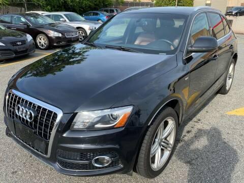 2012 Audi Q5 for sale at MAGIC AUTO SALES - Magic Auto Prestige in South Hackensack NJ