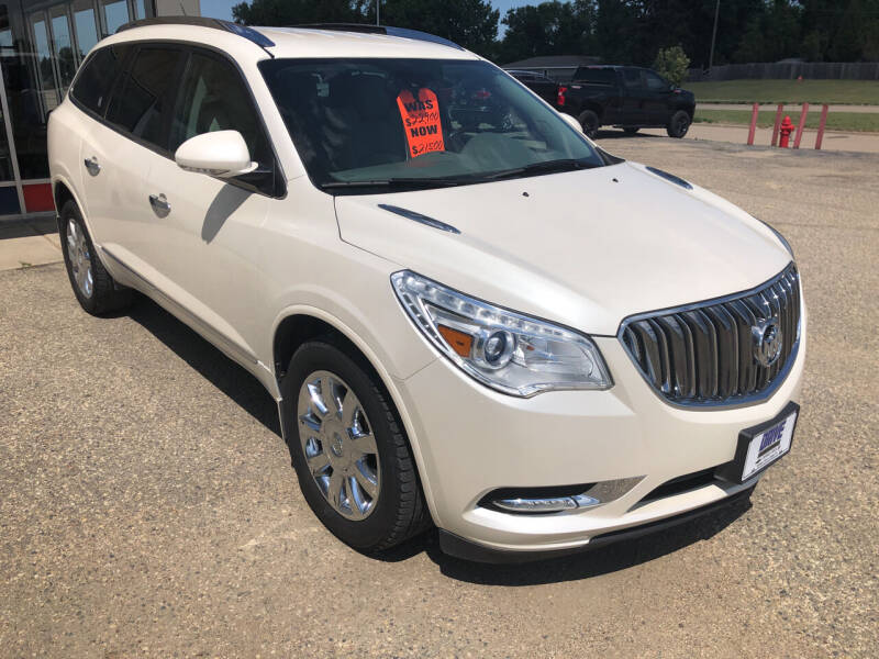 2015 Buick Enclave for sale at Drive Chevrolet Buick Rugby in Rugby ND