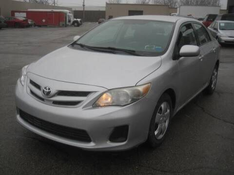 2011 Toyota Corolla for sale at ELITE AUTOMOTIVE in Euclid OH