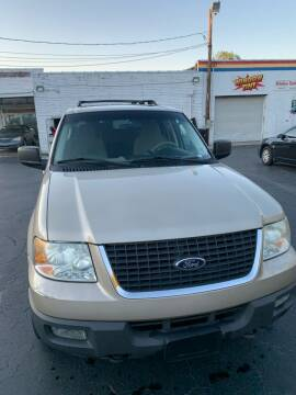 2005 Ford Expedition for sale at Simyo Auto Sales in Thomasville NC