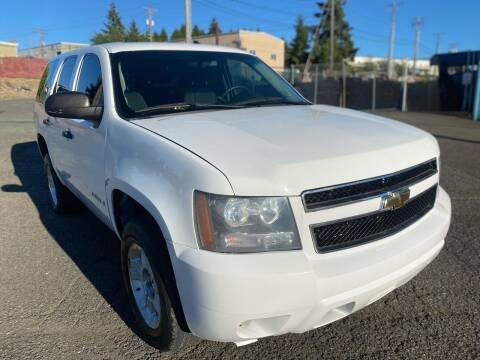2009 Chevrolet Tahoe for sale at South Tacoma Motors Inc in Tacoma WA