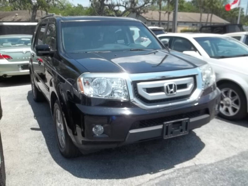 2011 Honda Pilot for sale at PJ's Auto World Inc in Clearwater FL