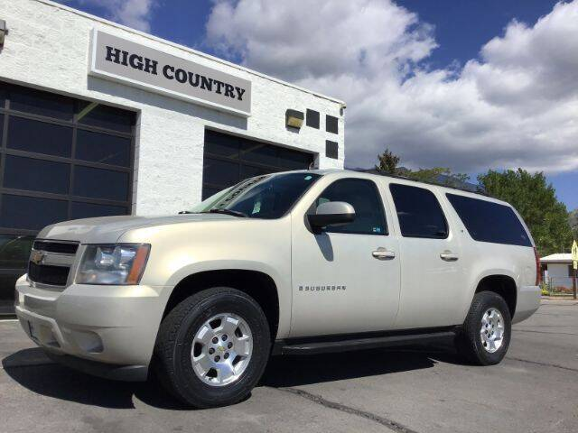 2007 Chevrolet Suburban for sale at High Country Motor Co in Lindon UT
