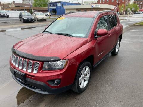 2014 Jeep Compass for sale at Midtown Autoworld LLC in Herkimer NY