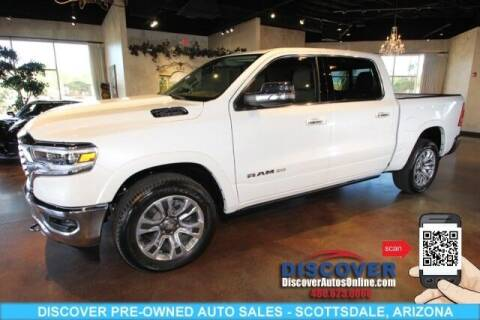 2019 RAM Ram Pickup 1500 for sale at Discover Pre-Owned Auto Sales in Scottsdale AZ
