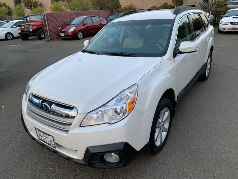 2014 Subaru Outback for sale at C. H. Auto Sales in Citrus Heights CA