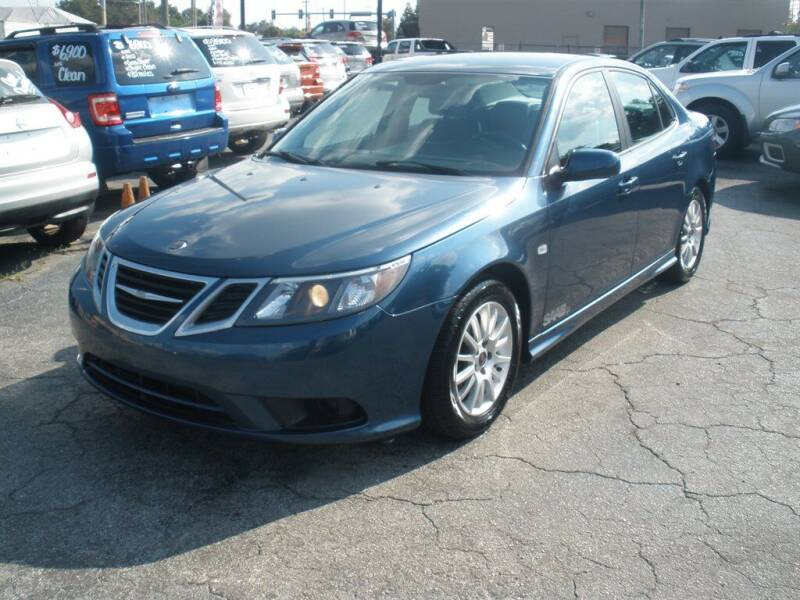2008 Saab 9-3 for sale at Priceline Automotive in Tampa FL