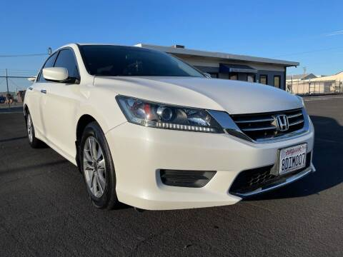 2014 Honda Accord for sale at Approved Autos in Sacramento CA