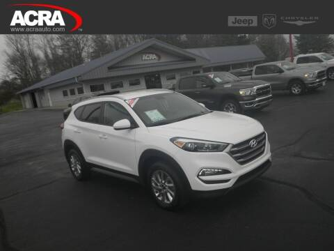 2017 Hyundai Tucson for sale at BuyRight Auto in Greensburg IN
