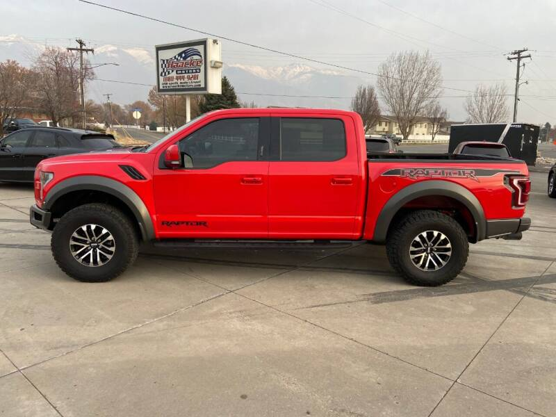 2020 Ford F-150 for sale at Haacke Motors in Layton UT