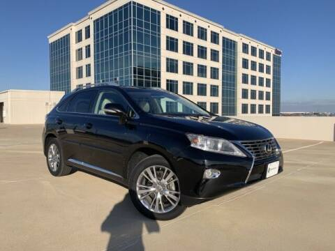 2013 Lexus RX 350 for sale at SIGNATURE Sales & Consignment in Austin TX