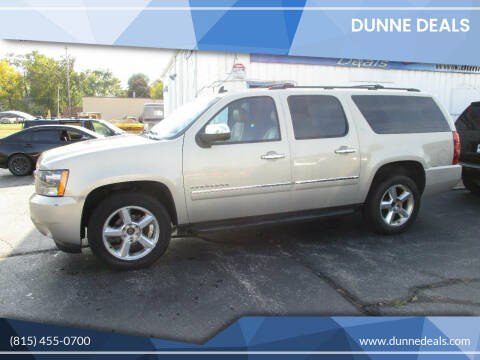2011 Chevrolet Suburban for sale at Dunne Deals in Crystal Lake IL