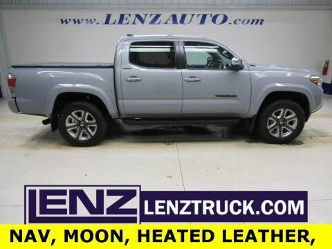 2019 Toyota Tacoma for sale at LENZ TRUCK CENTER in Fond Du Lac WI