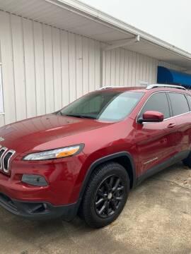 2017 Jeep Cherokee for sale at Smart Auto Sales of Benton in Benton AR