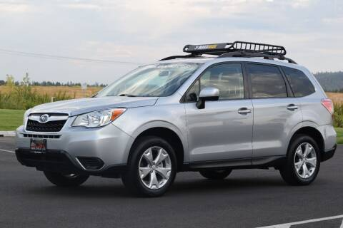 2014 Subaru Forester for sale at Beaverton Auto Wholesale LLC in Hillsboro OR
