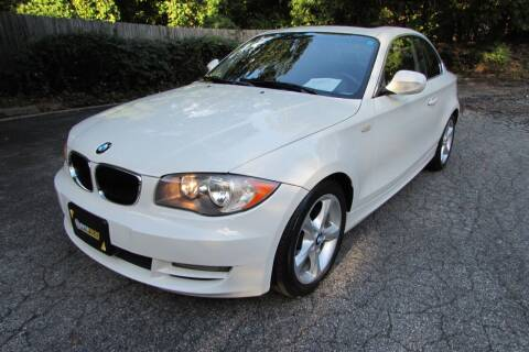 2011 BMW 1 Series for sale at AUTO FOCUS in Greensboro NC