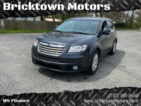 2009 Subaru Tribeca for sale at Bricktown Motors in Brick NJ