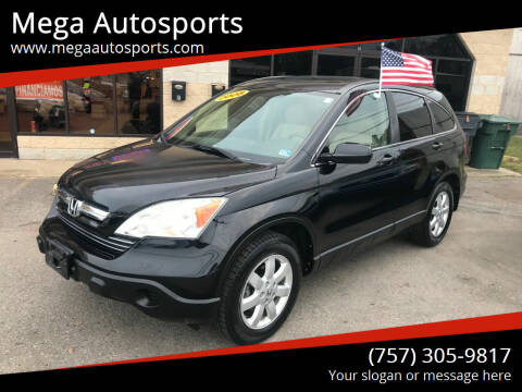 2008 Honda CR-V for sale at Mega Autosports in Chesapeake VA