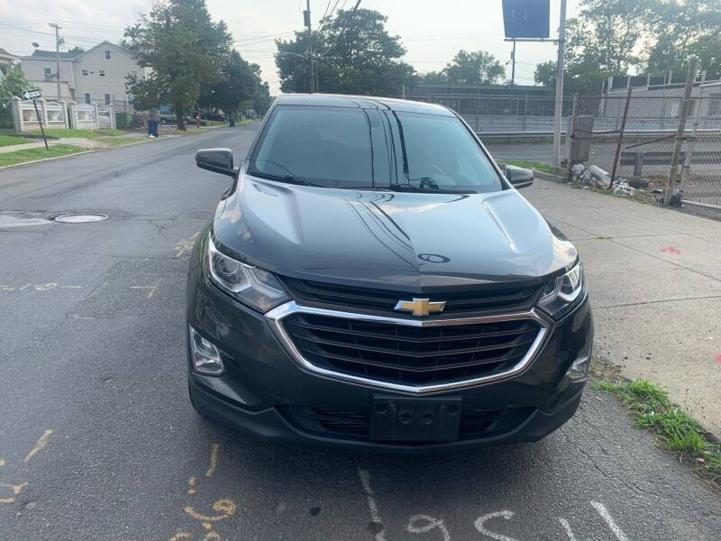 2018 Chevrolet Equinox for sale at Best Cars R Us LLC in Irvington NJ