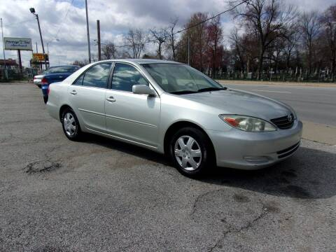 2003 Toyota Camry for sale at Car Credit Auto Sales in Terre Haute IN