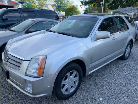 2004 Cadillac SRX for sale at Trocci's Auto Sales in West Pittsburg PA