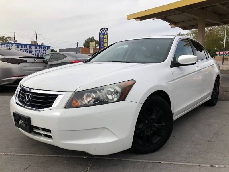 2010 Honda Accord for sale at DR Auto Sales in Glendale AZ