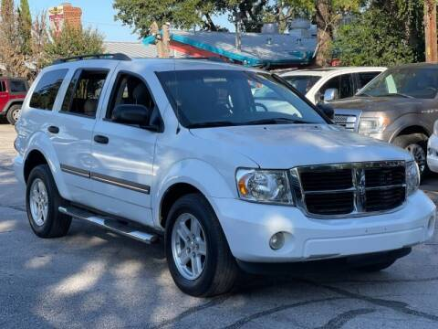 2007 Dodge Durango for sale at AWESOME CARS LLC in Austin TX