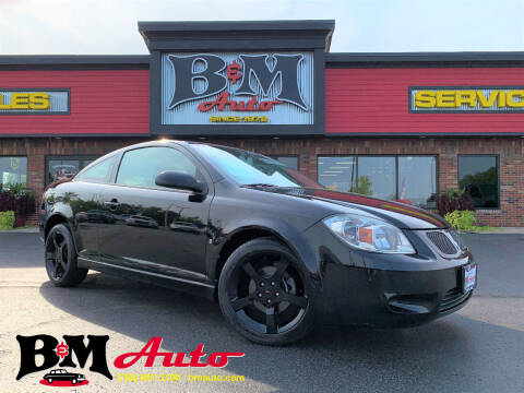 2009 Pontiac G5 for sale at B & M Auto Sales Inc. in Oak Forest IL