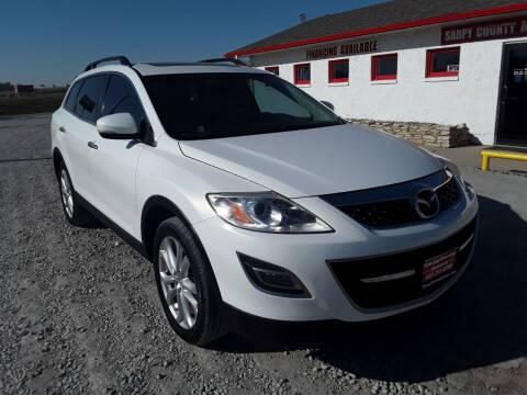 2012 Mazda CX-9 for sale at Sarpy County Motors in Springfield NE