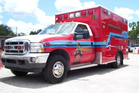 2002 Ford F-350 Super Duty for sale at buzzell Truck & Equipment in Orlando FL