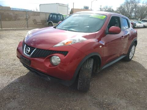 2013 Nissan JUKE for sale at Canyon View Auto Sales in Cedar City UT