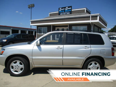 2007 Toyota Highlander for sale at Smith and Stanke Auto Sales in Sturgis MI