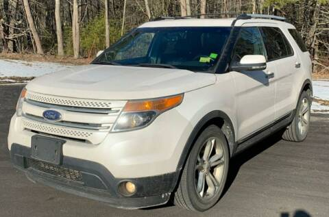 2011 Ford Explorer for sale at GLOVECARS.COM LLC in Johnstown NY