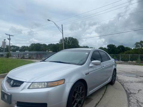 2005 Acura TL for sale at Xtreme Auto Mart LLC in Kansas City MO