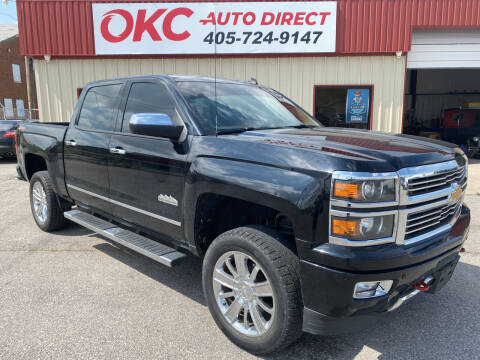 2014 Chevrolet Silverado 1500 for sale at OKC Auto Direct, LLC in Oklahoma City OK