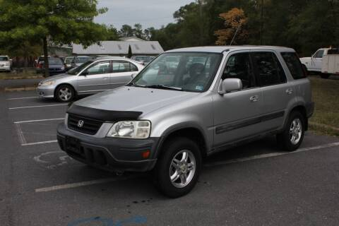 1999 Honda CR-V for sale at Auto Bahn Motors in Winchester VA