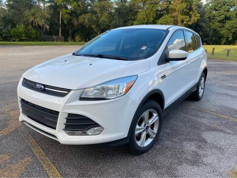 2016 Ford Escape for sale at DRIVELINE in Savannah GA