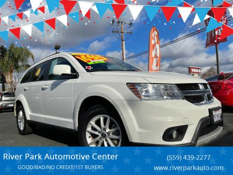 2015 Dodge Journey for sale at River Park Automotive Center in Fresno CA